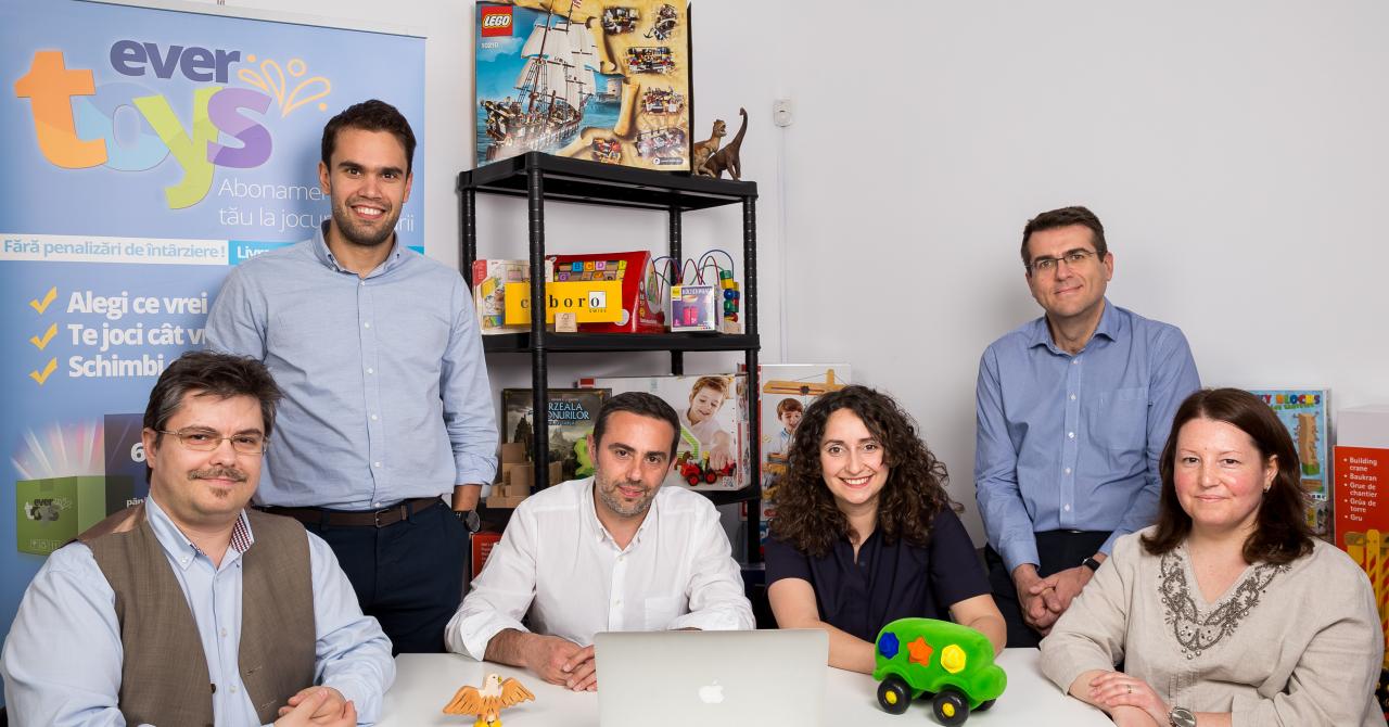 Investiție seed în echivalentul local al unui Netflix pentru jucării