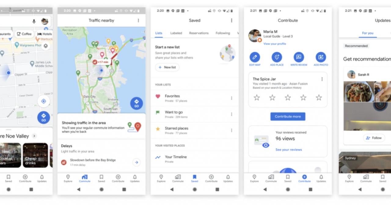 Google Maps Implinește 15 Ani Ce Poți Face Pe Harta Romaniei