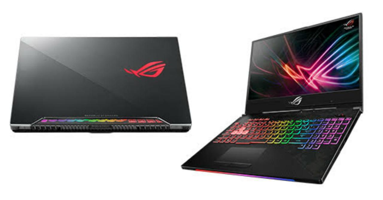 ASUS lansează laptopurile de gaming ROG Strix SCAR II și Hero II