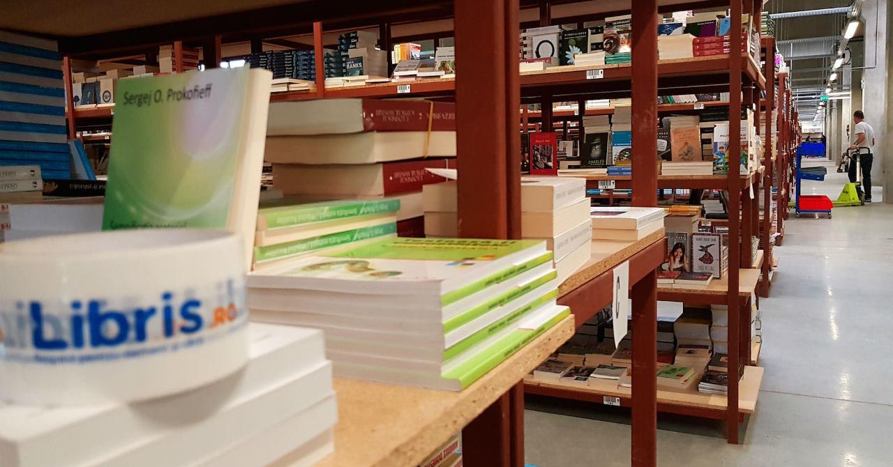 Black Friday 2018 la Libris: 442 de cărți într-o singură comandă