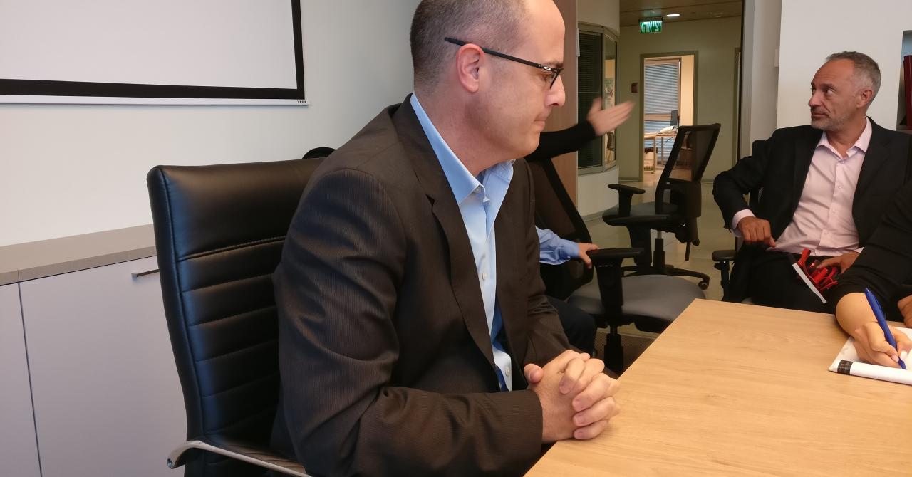 De vorbă cu cercetătorul-șef al Israelului