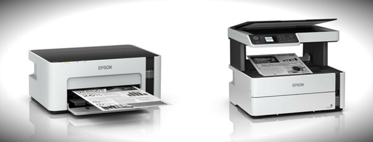 Epson introduce noi imprimante pentru afaceri mici și biroul de acasă