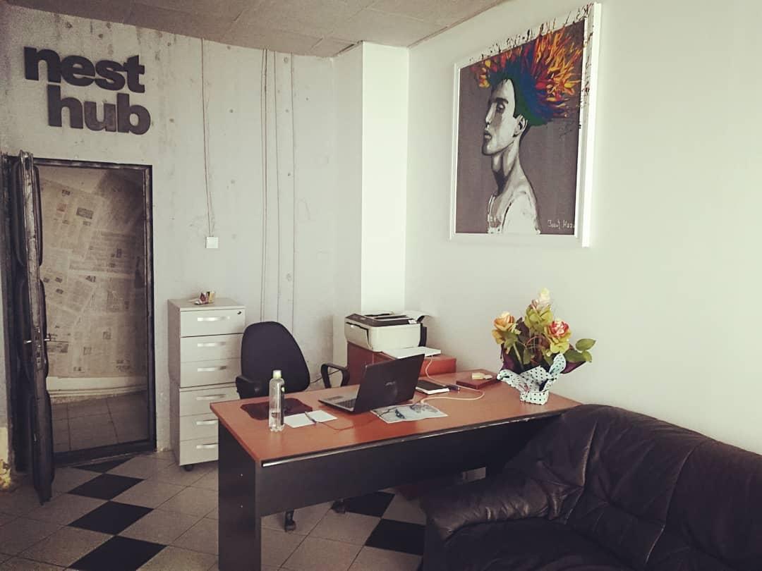 Nest Hub, primul spațiu de coworking din Bacău