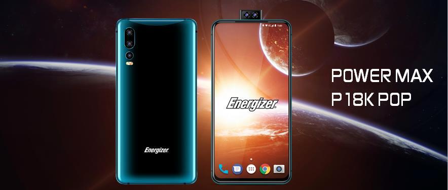 MWC 2019: smartphone-uri Energizer – baterie de 50 de zile, 5 camere