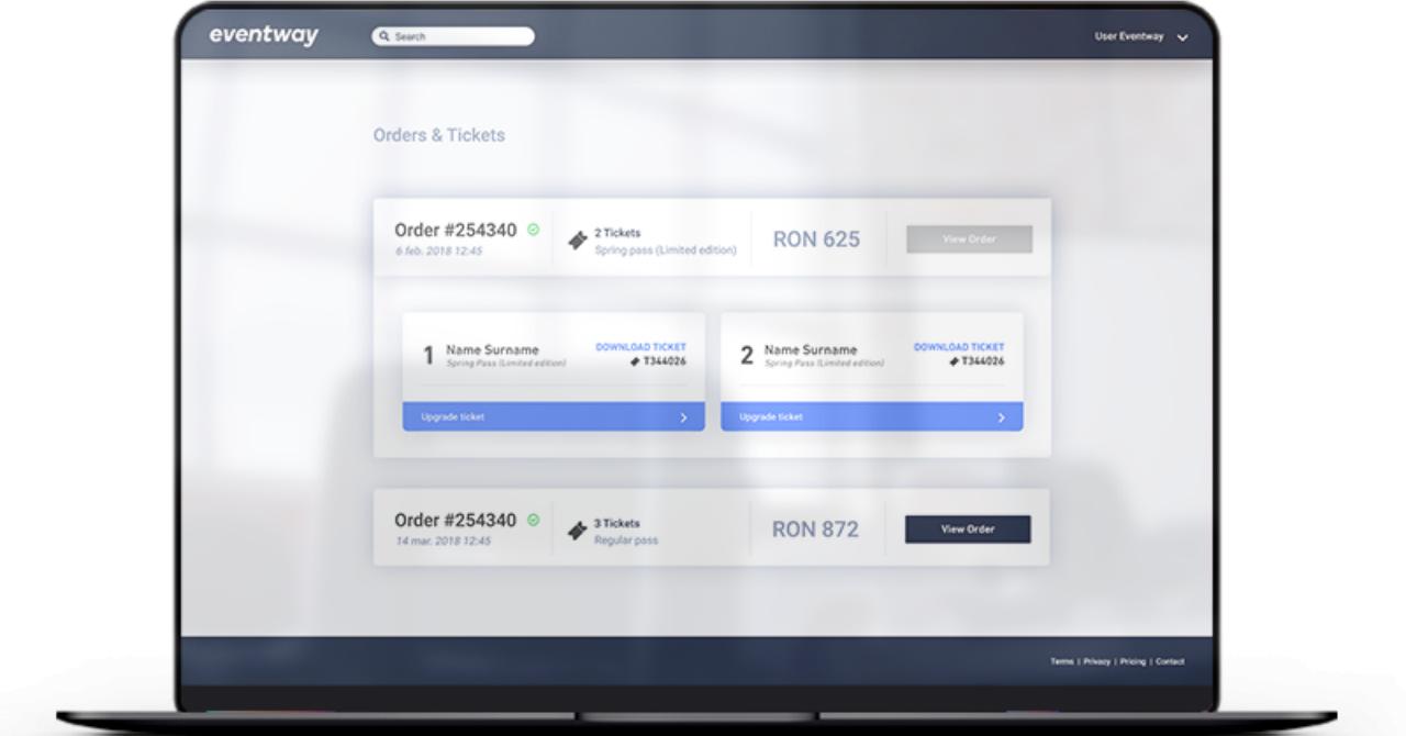 Investiție de 200.000 de euro în platforma românească Eventway