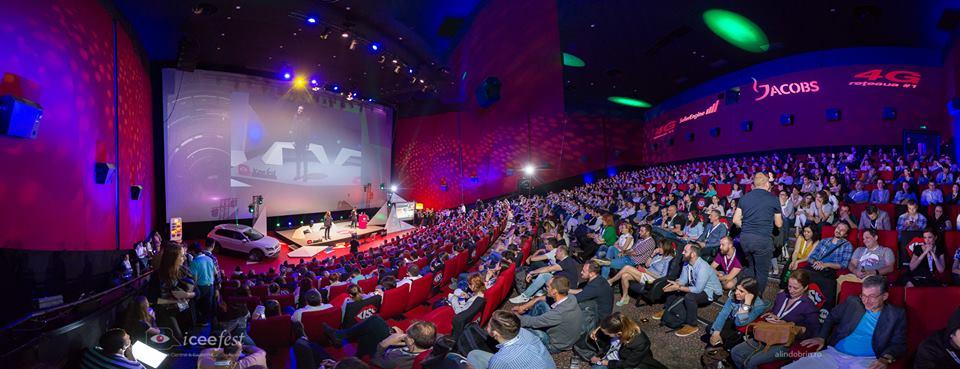 iCEE.fest UPGRADE 100: programul final pentru startup-uri