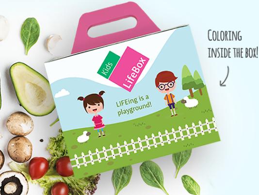 Românii de la LifeBox lansează meniurile special create pentru copii