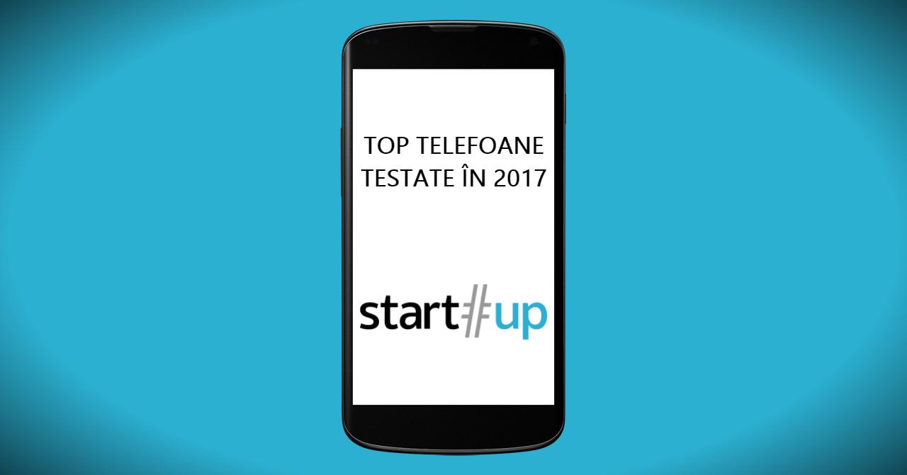 Top cele mai bune smartphone-uri din 2017 pe care le-am testat