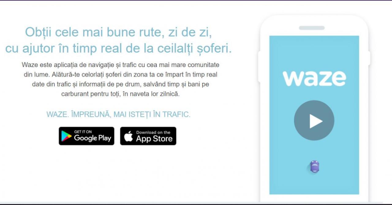 Waze le găsește navetiștilor transport spre muncă