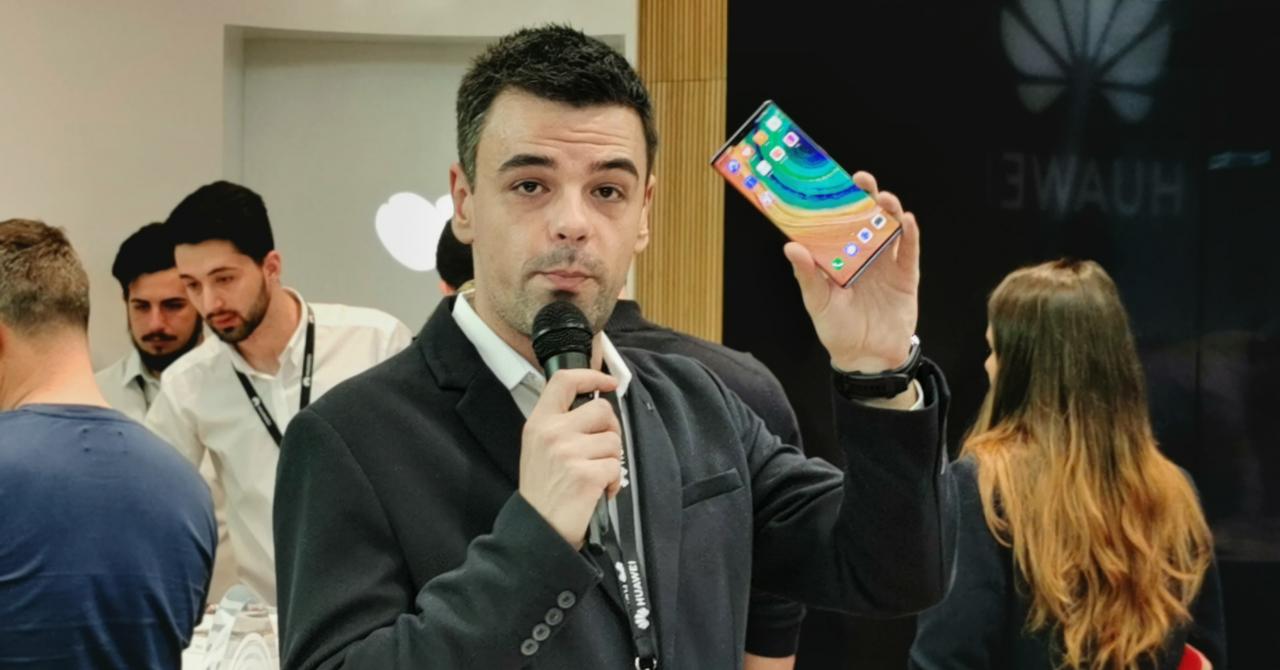 Huawei Mate 30 Pro, lansat oficial în România