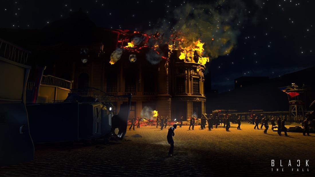 Black The Fall: Comunismul românesc transpus într-un joc puzzle