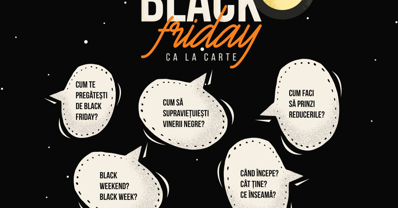 Black Friday 2019 la libris.ro - Cărți reduse cu 95% de vineri