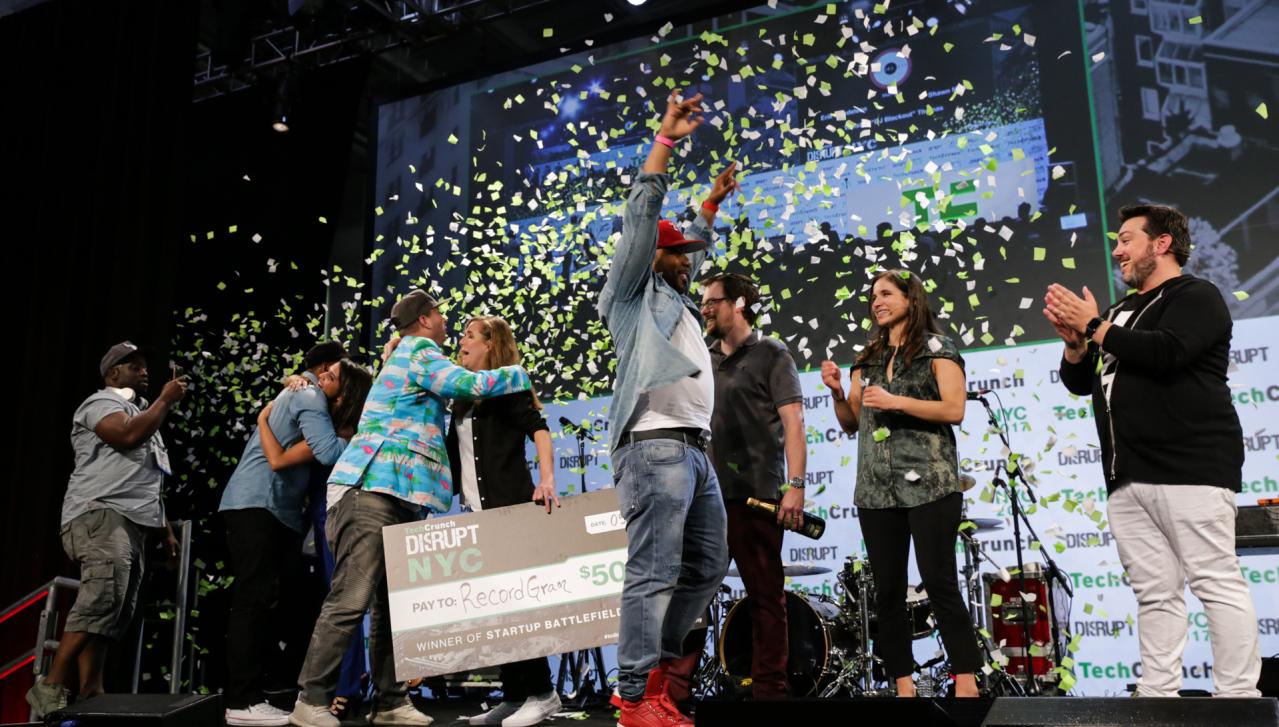 Startup Battlefield, cel mai bun câștigă finanțare de 25.000 de euro