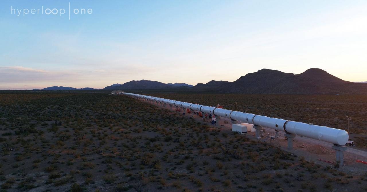 Trenurile supersonice din viziunea lui Musk vor lega 9 rute europene
