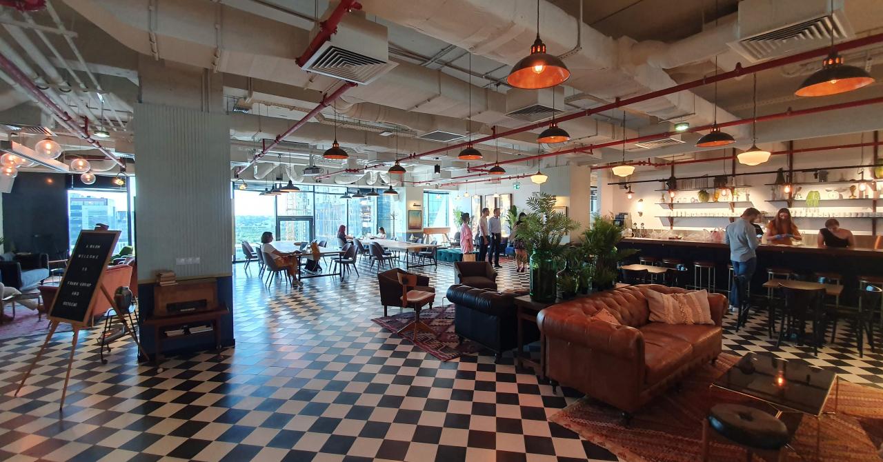 Mindspace: Suntem peste tot acasă, birourile ni se deschid