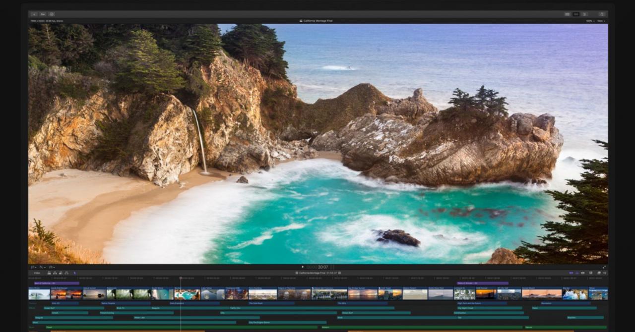 Te plictisești acasă? Învață editare video: Final Cut Pro X gratuit 90 de zile