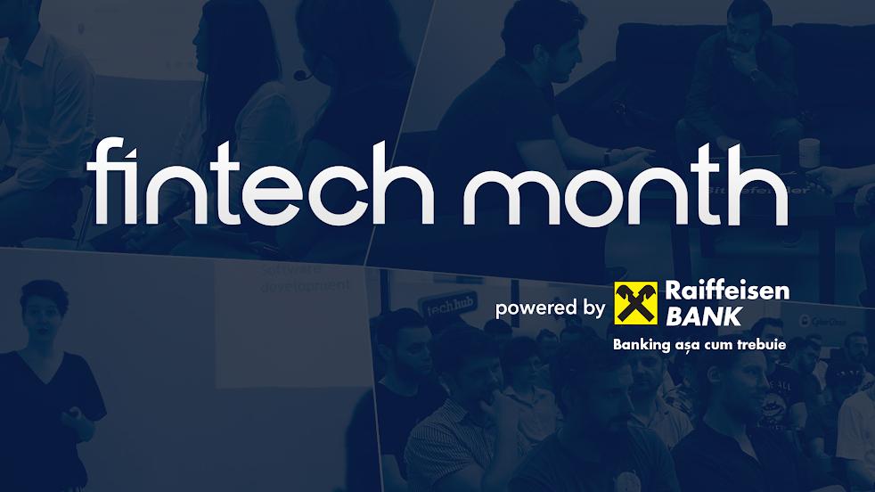 Fintech Month la TechHub Bucharest: banca, inamic sau partener?