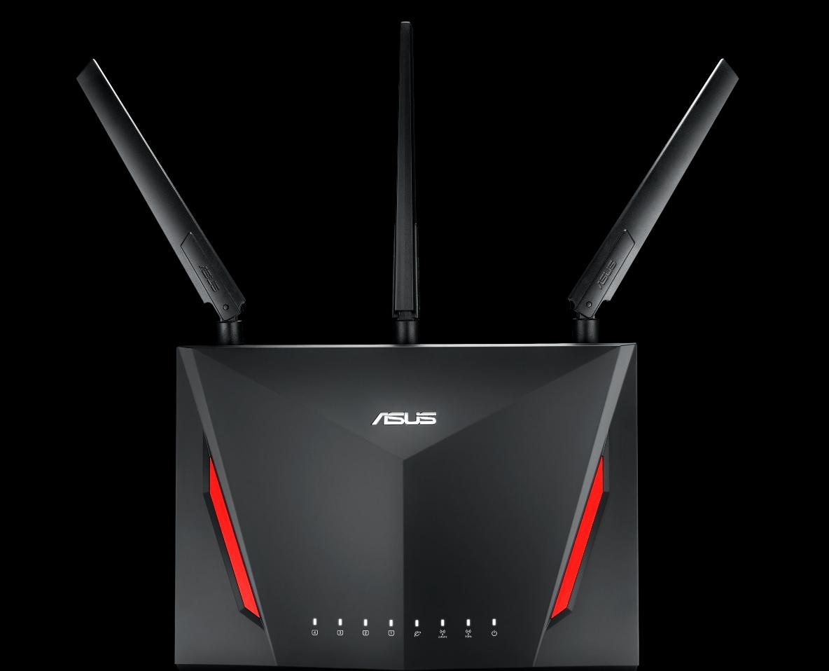 Noul router pentru gaming de la ASUS promite viteze mari de transfer