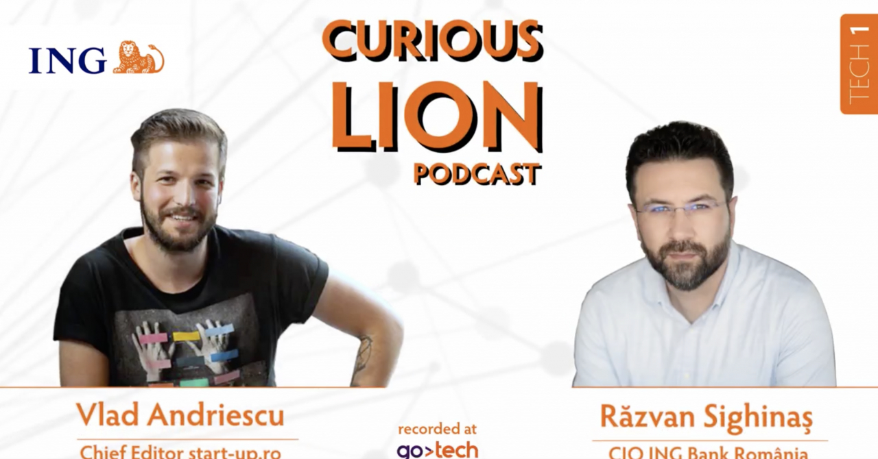 Curious Lion Podcast: încotro se îndreaptă lumea digitală?