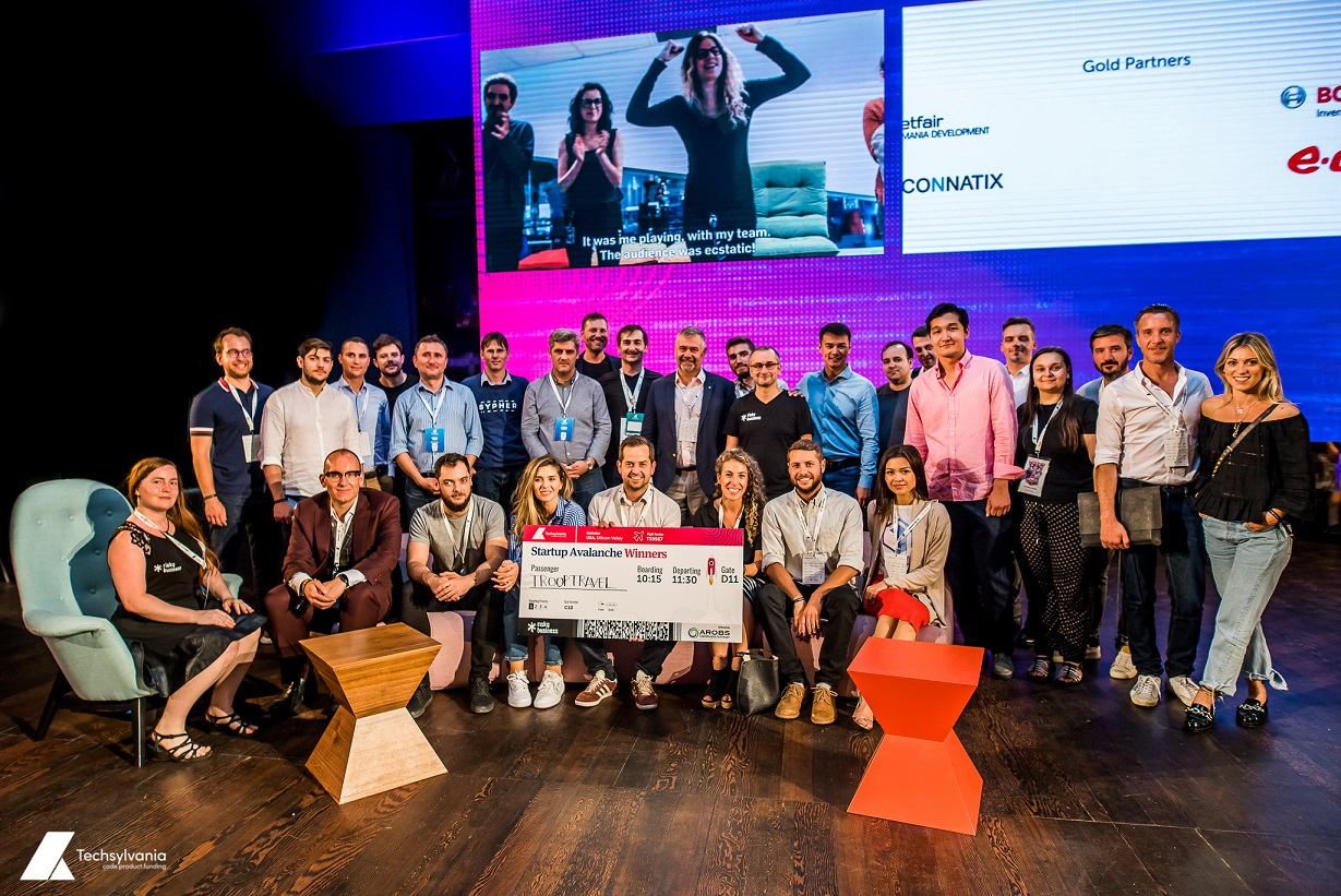 Startup Avalanche, Cluj: înscrie-te în competiția pentru 100.000 euro
