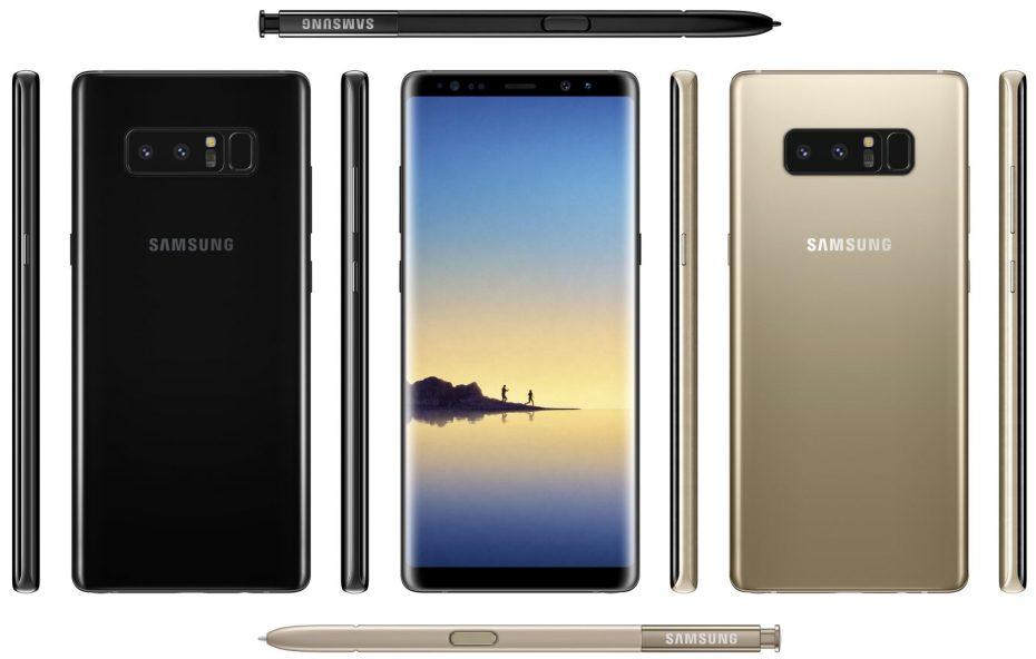 Samsung Galaxy Note 8 - Toate informațiile disponibile până acum