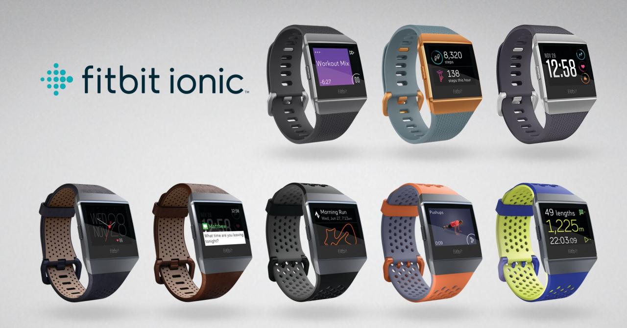 Fitbit a lansat o brățară smart pentru copii și un nou ceas inteligent