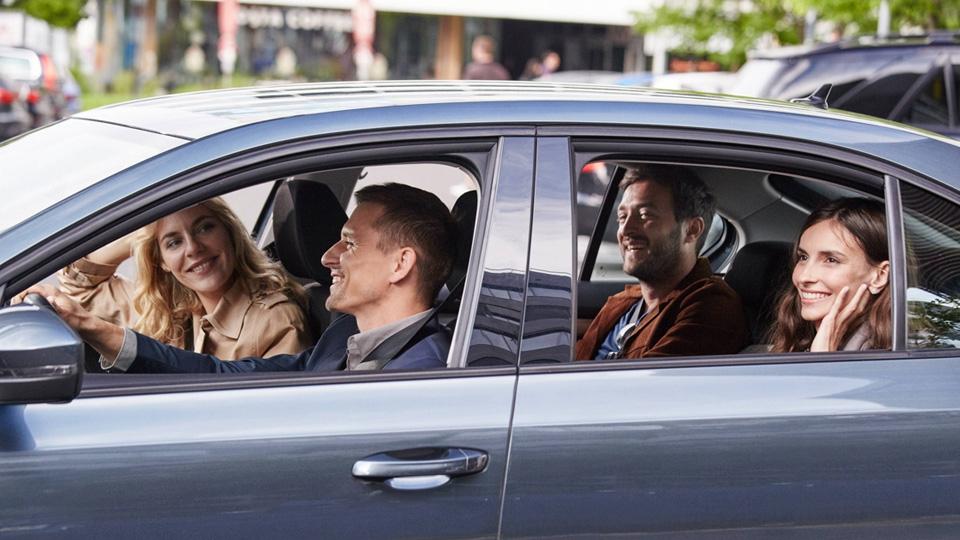 Câți bucureșteni au împărțit un Uber în prima lună Shared Destinations