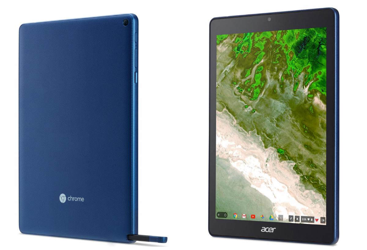 Prima tabletă cu sistem de operare Chrome OS vine de la Acer