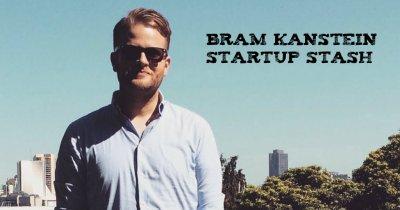 Bram Kanstein, Startup Stash: Cum s-au transformat 100 de dolari în cel mai popular produs din 2015