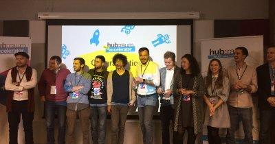 Startup-ul românesc de securitate, CTF365, printre câștigătorii acceleratorului hub:raum