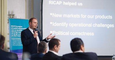 Începe programul de accelerare RICAP - mentori din Statele Unite. Aplicații până pe 5 decembrie