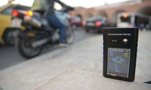 Rețea globală pentru măsurarea poluării creată de un timișorean. Crowdfunding de 13.000 de dolari