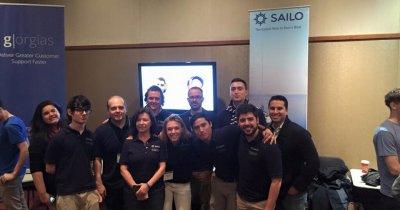 Final de program la acceleratorul Techstars pentru Sailo, afacerea cu bărci fondată de români