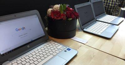 Chromebook în România. Laptopuri conectate mereu la internet în oferta Orange