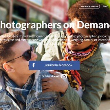 Startup antiselfie la Timișoara - Pinpic înlocuiește pozele tale proaste cu un fotograf profesionist