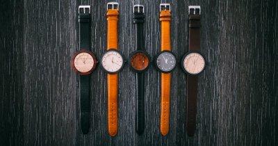 Investiție românească în NOAH Watches, producător autentic de ceasuri din lemn