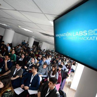 Innovation Labs 2016, București - Cele mai bune echipe cu proiecte de cybersecurity