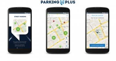 Parking+Plus, sistemul dezvoltat în România care te ajută să parchezi inteligent