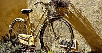 Afacere cu 30.000 de euro - doi tineri fac manual suporturi de bicicletă pentru case moderne