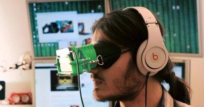 A creat ochelari de realitate virtuală în Marea Britanie. Acum se întreabă ce vor face investitorii