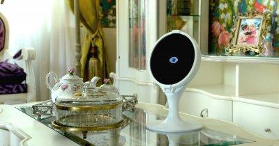 Roboțelul asistent personal creat de un designer și de un arhitect. Faceți cunoștință cu AIAI