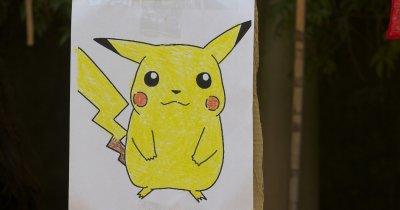 Interesul pentru Pokemon Go a scăzut de10 ori într-o lună de la lansare