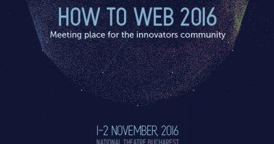 Primii speakeri confirmați pentru How to Web - Mădălina Seghete, despre cum să construiești un produs global