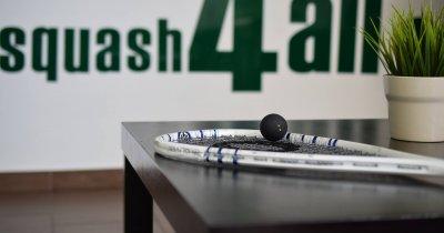 200.000 de euro pentru un complex de Squash în București