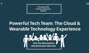 Vector Watch și Oracle vorbesc despre user experience la București. Poți pitchui startup-ul tău în fața specialiștilor