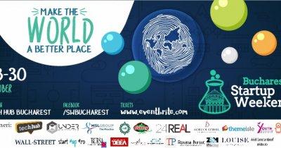 Startup Weekend revine la București pe 28 octombrie
