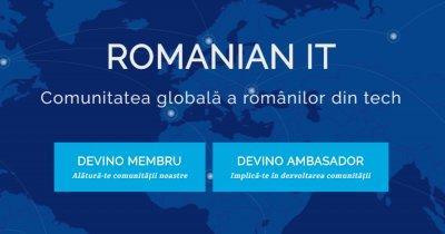 Ai noștri tineri...la Paris fac comunități de specialiști: ce scopuri are Romanian IT