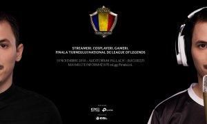 Cine se luptă în finala campionatului național de League of Legends