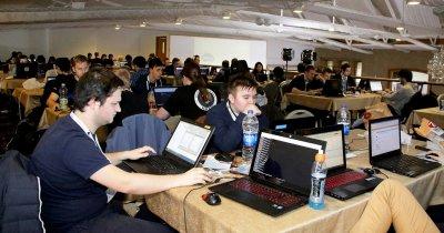 """Competiție de """"război cibernetic"""" la București între 10 și 11 noiembrie la DefCamp"""