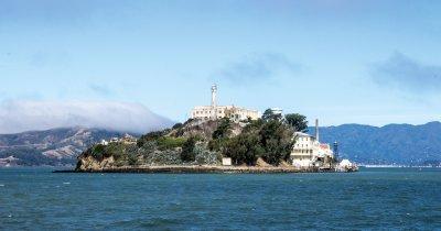 Românul care își conduce businessul de vizavi de Alcatraz